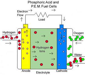 food additive is also used in fuel cells
