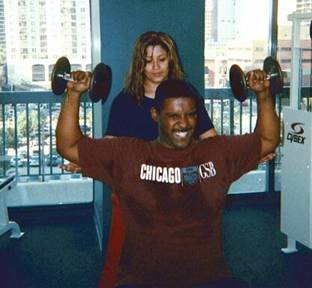 Chicago Suburbs Certified Personal Trainer