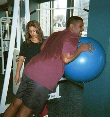 Certified Chicago Personal Fitness Trainer