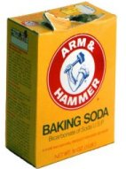 sodium bicarbonate is simply baking soda
