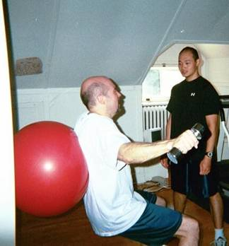 In Home Certified Personal Training